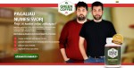 Efektyvus lieknėjimas su Green CoffeePlus